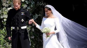 英王室的珠宝传奇 从梅根王妃的婚礼冠冕说起