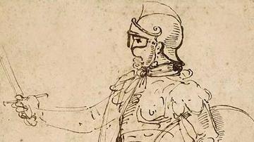 新发现的拉斐尔素描将上拍纽约苏富比