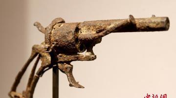 艺术史上最著名的武器