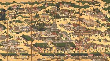 还原日本京都千年的物哀