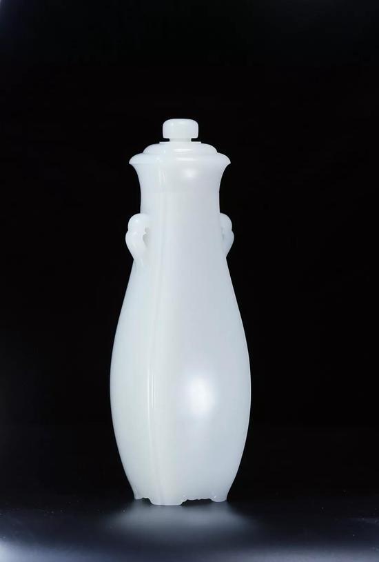 天工奖作品· 如意瓶 ·