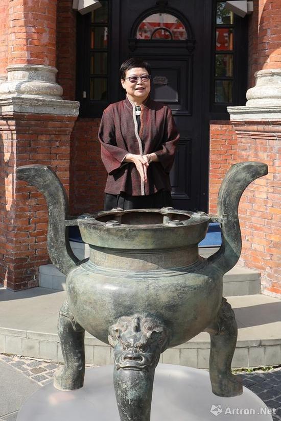 《天施大炉》将正式进入云南省博物馆
