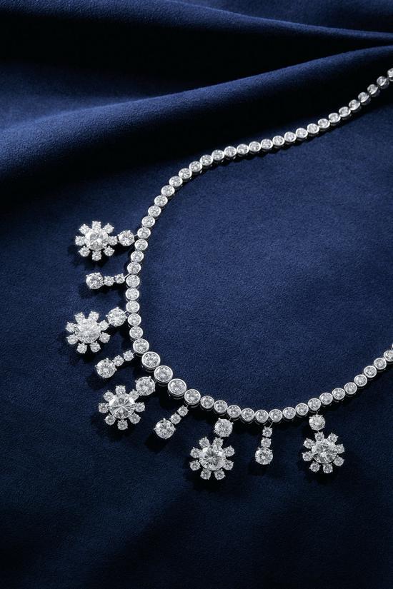 DIAMOND FRINGE NECKLACE   钻石项链(钻石共重约51.26克拉)