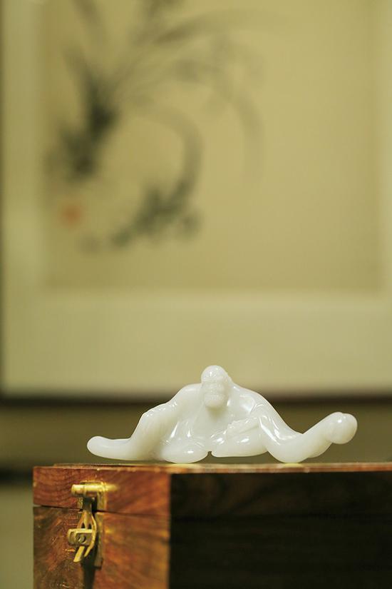 中国文房玉器鉴赏