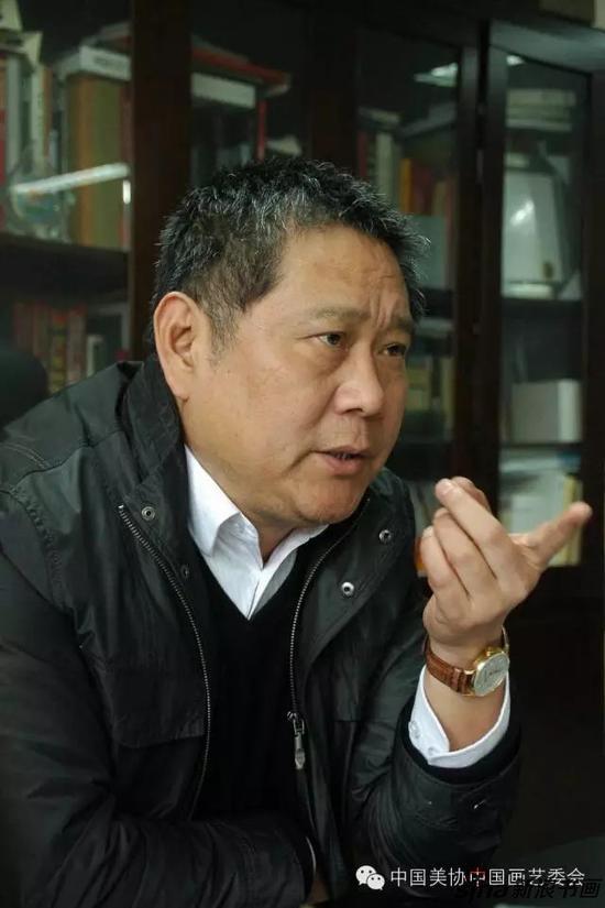 中国国家画院年展圆满结束