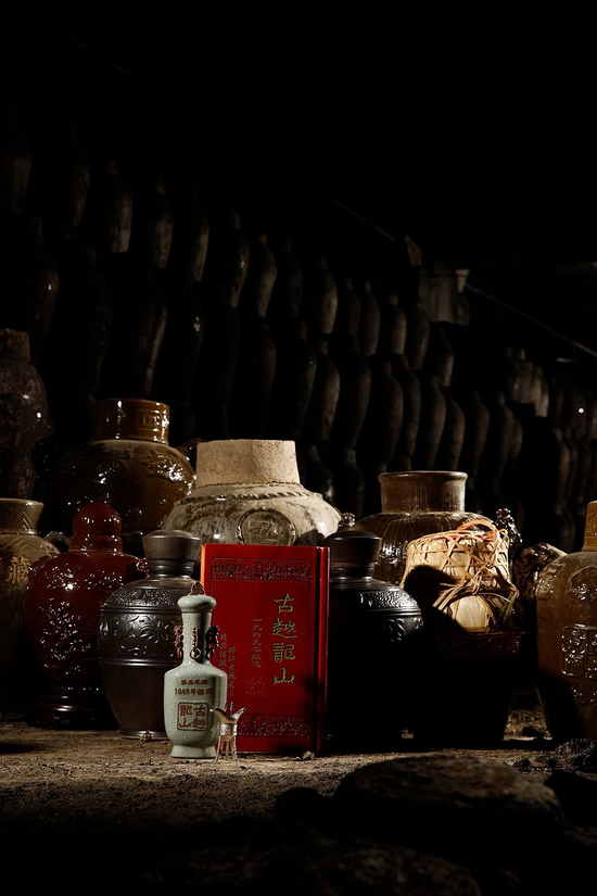 ▲2018西泠秋拍  琼浆醇馥-首届绍兴黄酒手工原酿专场