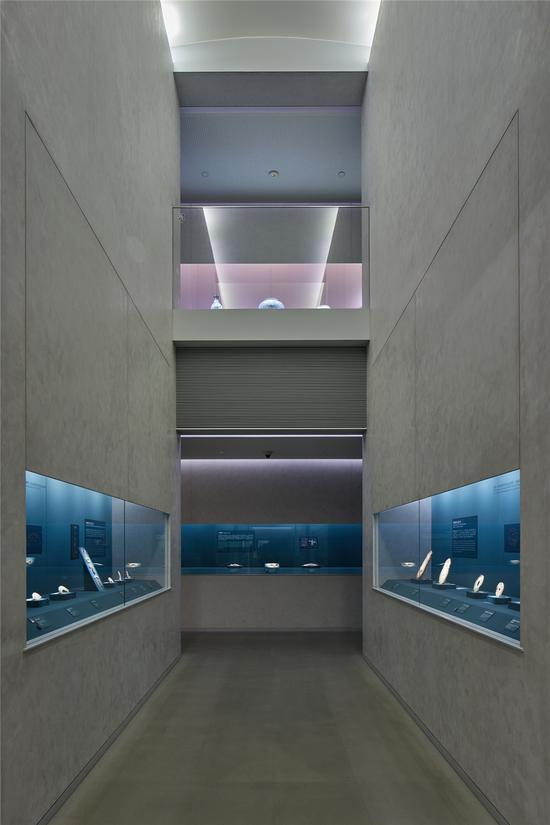 震旦博物馆3楼历代玉器展厅