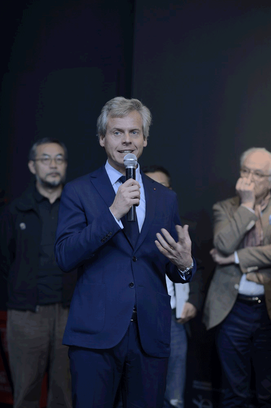 法国娇兰全球总裁兼首席执行官Laurent-Boillot