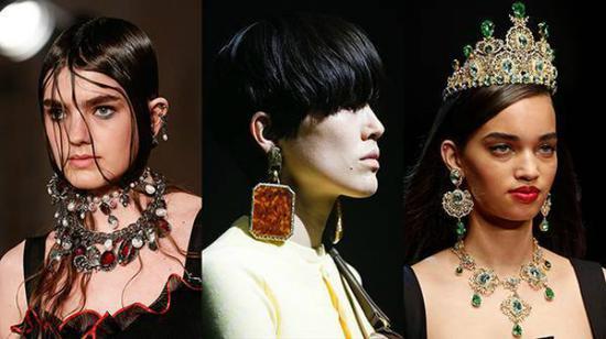 Alexander McQueen, Balenciaga , Dolce & Gabbana