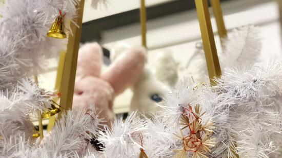 ARTARK王府中环圣诞市集展览现场