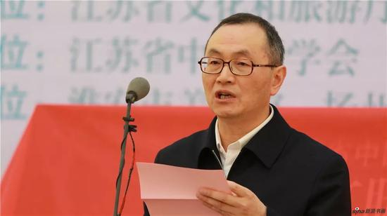 江苏省文化和旅游厅副厅长方标军致辞