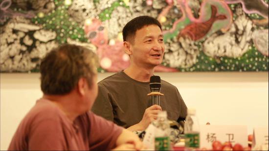 杨卫:批评家策展人