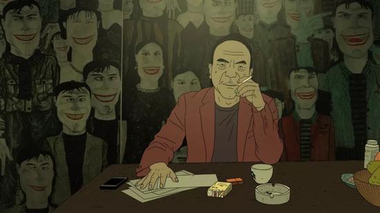 刘健《大世界》,2017年,图片由北京哪吒兄弟影业有限公司提供
