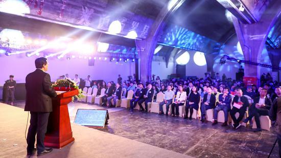 开幕式现场,图片由北京798艺术区管委会提供