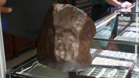 撒哈拉石陨石