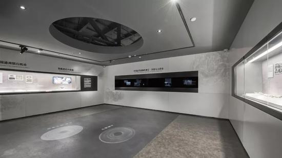 永银钱币博物馆展厅