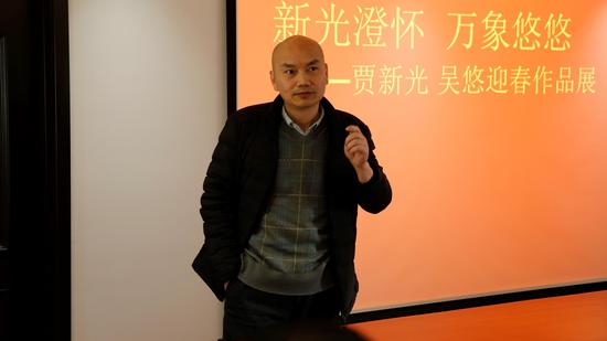 中国民航杂志社社长 杨少卫