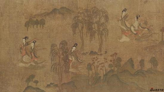 洛神赋 局部(三)