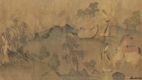 洛神赋 局部(四)