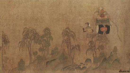 洛神赋 局部(五)