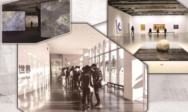 五一小长假16万人次赴申城美术馆探艺术之美