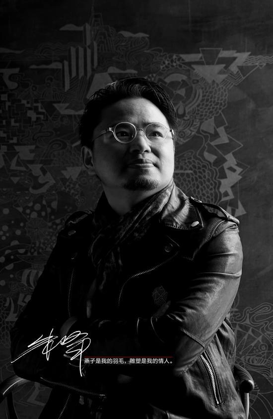 艺术家朱峰