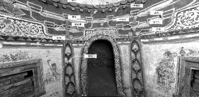繁峙南关村金代壁画墓虚拟游览