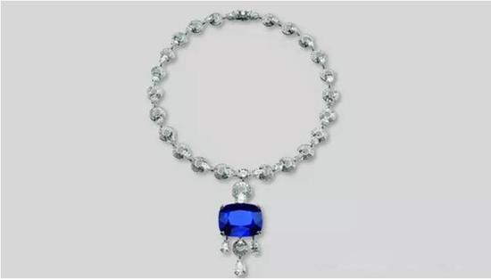 多数人认为的蓝宝石的体色