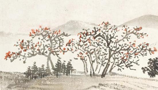 漂亮的红树