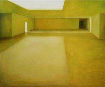 Sympathetic Series No.3, 100 x 120cm, oil on canvas, 2010