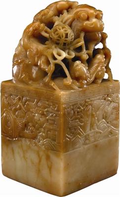 北京故宫41件狮文化珍宝聚首石狮