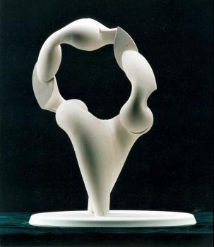秦璞《步履》3D打印版 41cm×30cm×60cm