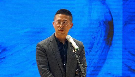 苏州美术馆馆长、颜文樑艺术馆馆长曹俊