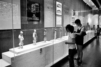 139件(组)周秦汉唐文物亮相黑龙江省博物馆