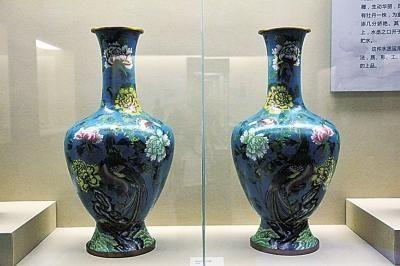 洛阳博物馆迎来故宫108件牡丹题材文物