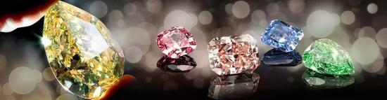 钻石产地知多少?