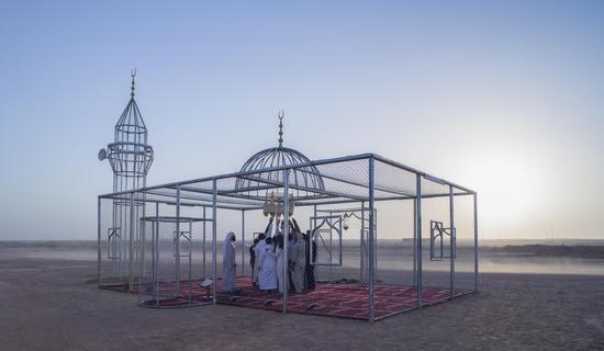 阿贾兰·伽兰 《天堂有门处处开》 沙特阿拉伯 Ajlan Gharem - Paradise Has Many Gates - Saudi Arabia (4)