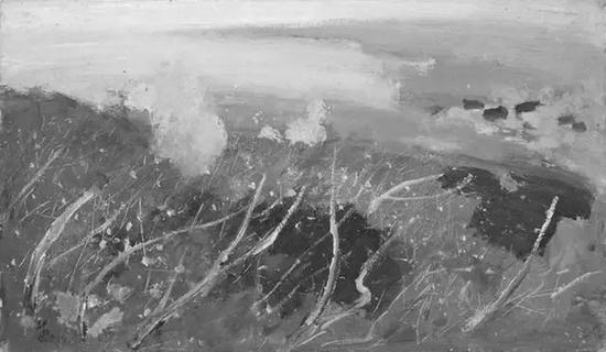 苏天赐 《春风掠过太湖》 1993年