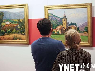 法国博物馆收藏画作百余幅 超过半数为赝品