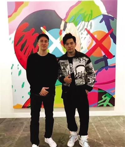 香港巴塞尔艺术展:当代艺术受到追捧