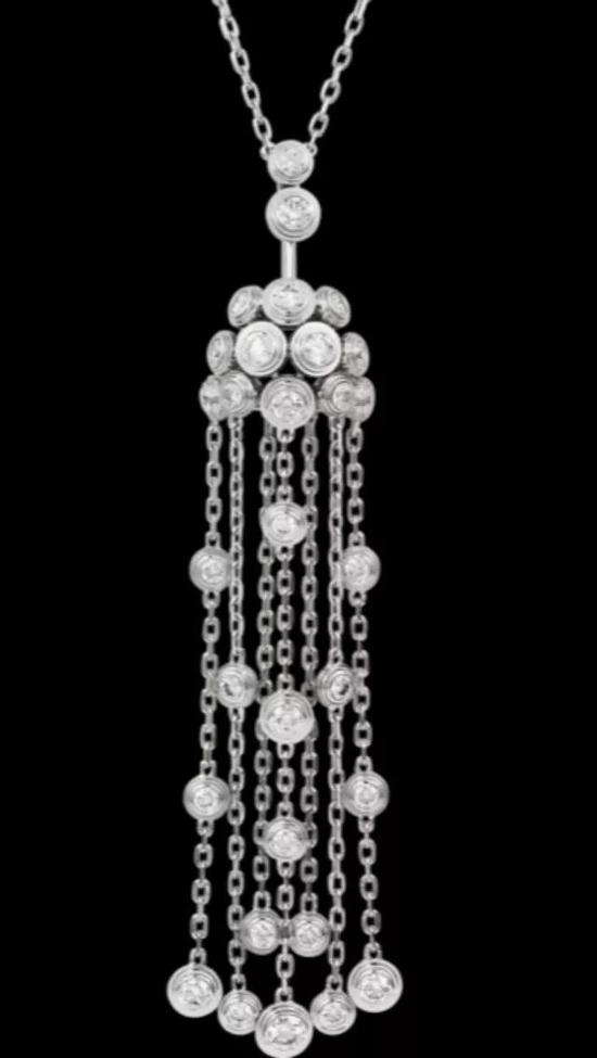 Cartier DIAMANTS LéGERS 项链