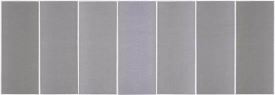 茅山-679×237cm-宣纸水墨,矿物质色,水彩