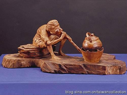 台湾的木雕之乡:苗栗县三义乡至今已百年