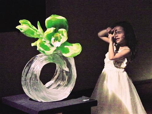 中法琉璃艺术的精彩碰撞