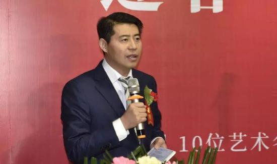 润泰集团董事长郭述杰