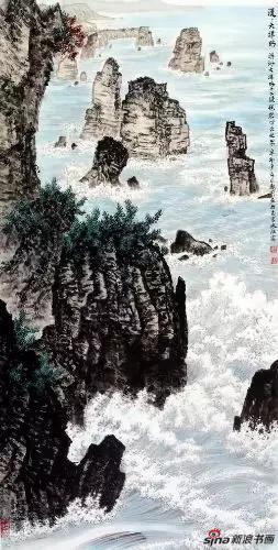 漫漫大洋路—写澳大利亚十二圣徒岩