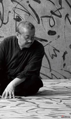 徐仲偶作品巡回展在浙江美术馆开幕