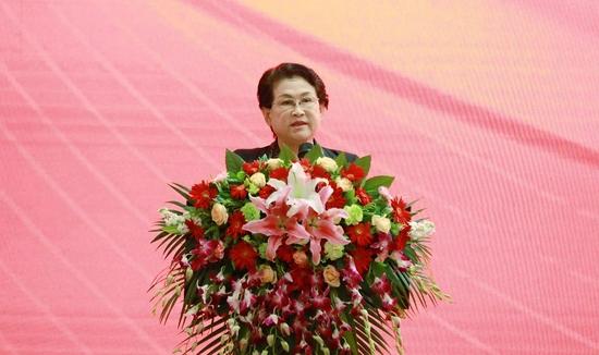 故宫博物院原副院长陈丽华点评作品