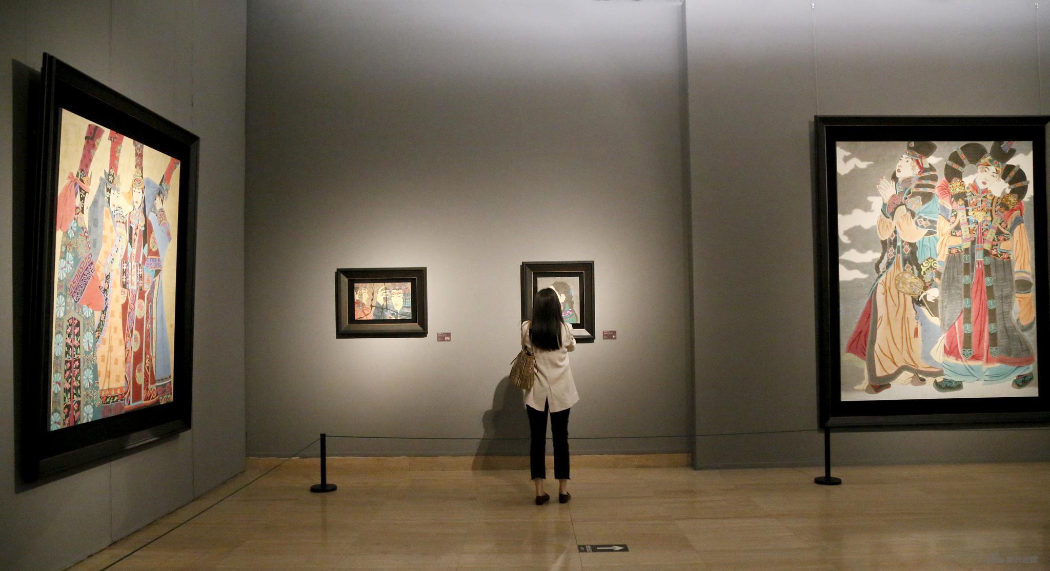 展览推荐 | 至真至美——苏茹娅艺术展