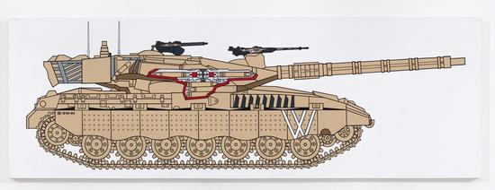 《W坦克D10-01》